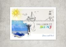 Miniaturfotografie - Kleine Freiheit / Dann mal los (Art.-Nr.: PK-MIN-01-003)