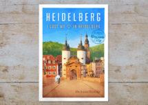 Heidelberg #2, Alte Brücke (PK-HD-01-002)