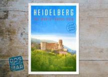 Heidelberg #1, Heidelberger Schloß (Art.-Nr.: PK-HD-01-001)